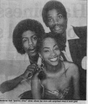 Shalamar with Jeffrey Daniel, Jody Watley and Gerald Brown circa 1978