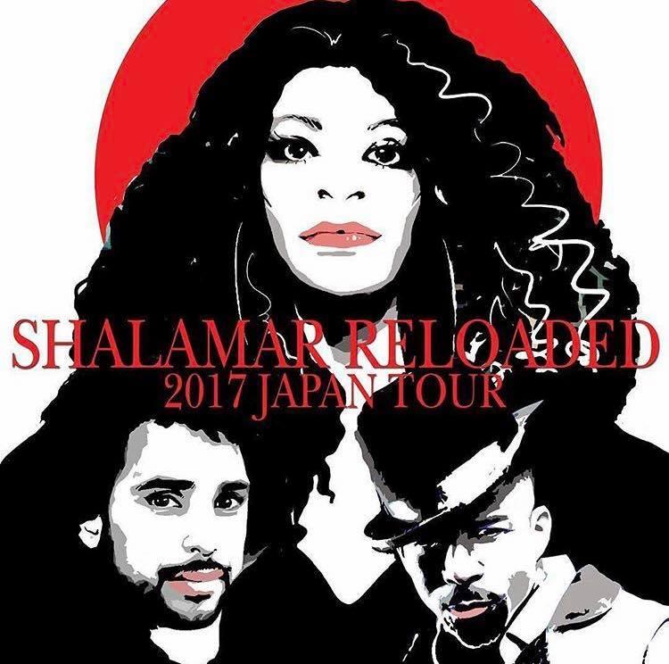 Shalamar Reloaded Art by Hatsune SRL Jody Watley