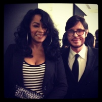 Jody Watley Attends Los Angeles Opening of NARS Cosmetics Boutique