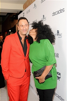 JodyWatley_kiss_on_cheek_ChristosGarkinos_BravoTV_DukesofMelroseParty_2013
