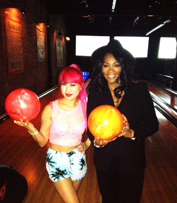 Bebe Panthere and Jody Watley