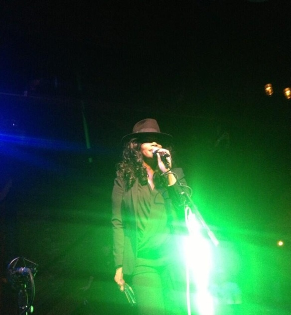 Jody Watley at Brooklyn Bowl - Photo: Tres