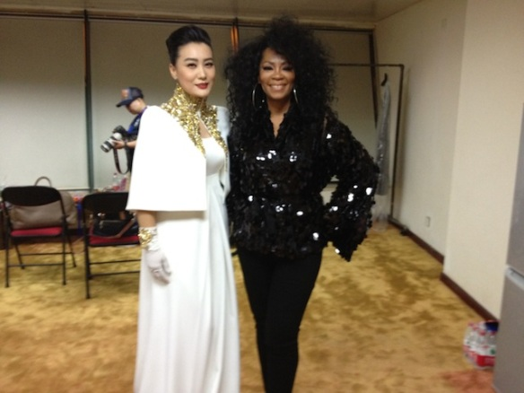 """There were many Chinese CantoPop Stars a part of the """"Night of Fortune"""" GRAMMY Superstars Concert."""