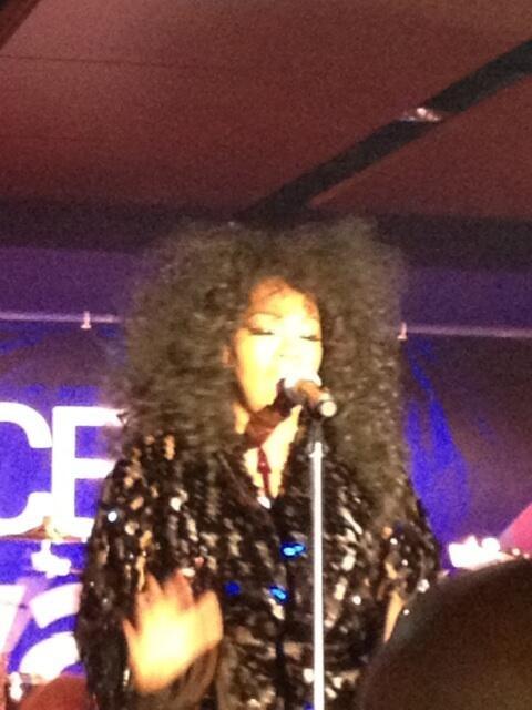 Fan Photo Courtesy of Jennifer Stanback from Essence Festival