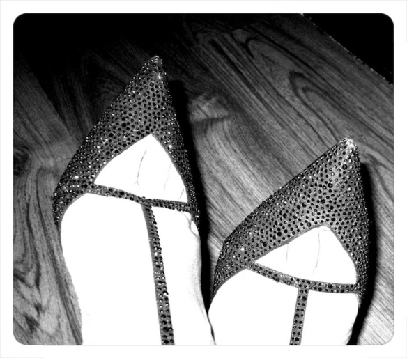Dancing Shoes. Photo (c) 2013 Jody Watley