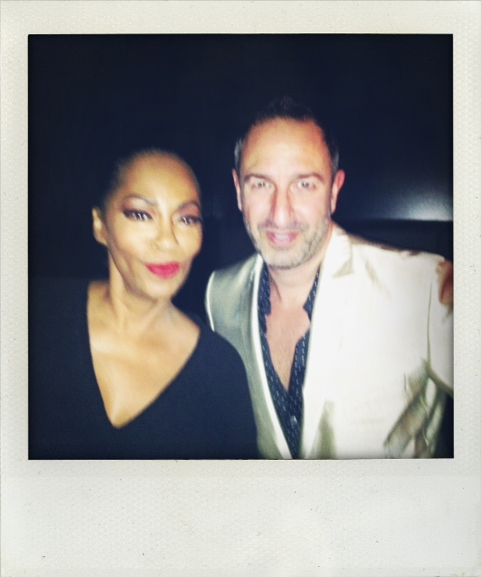 Jody Watley. Christos Garkinos. Photo (c) 2013 Christos Garkinos