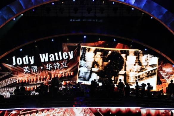 Jody Watley. Photo (c) 2013 Werner Tian Fischer