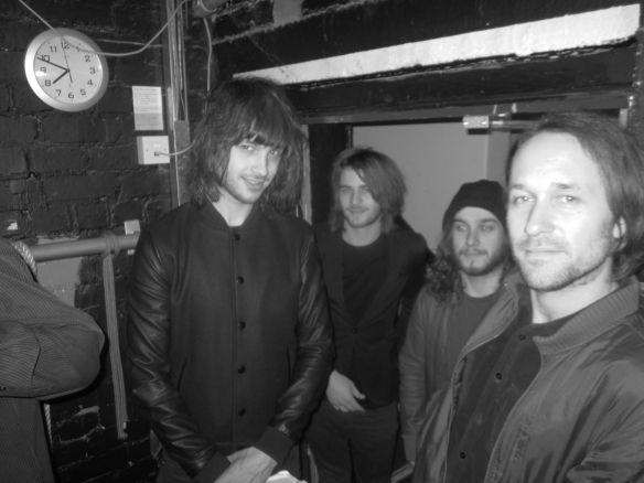 Arthur, Matt, David, Anders. Hotness. © 2014 Jody Watley