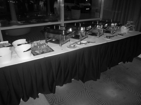 """The Fabulous Buffet."" Post Concerts. © 2014 Jody Watley"