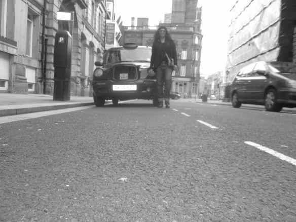 """Taxi!"" © 2014 Jody Watley Images"