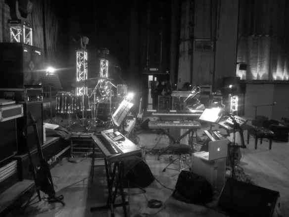 Gear. David Gest Presents Legends of Soul Concert Tour 2014. © 2014