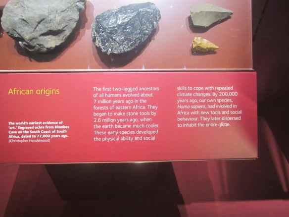 African Origins. International Slavery Museum Liverpool.