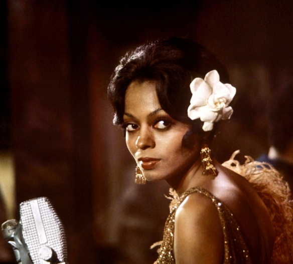 She should have won the Oscar for her role as Bille Holiday in Lady Sings The Blues - in my opinion!