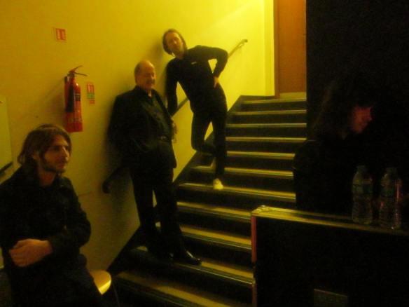 Matt Kern, Donny Finley and Anders Knudsen