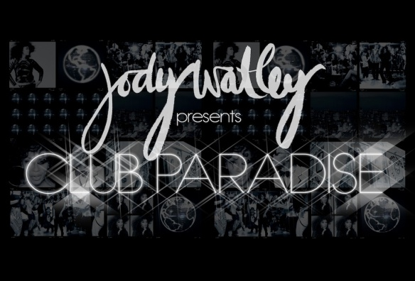 Jody Watley Presents Club Paradise. Design Ray Easmon and Jody Watley