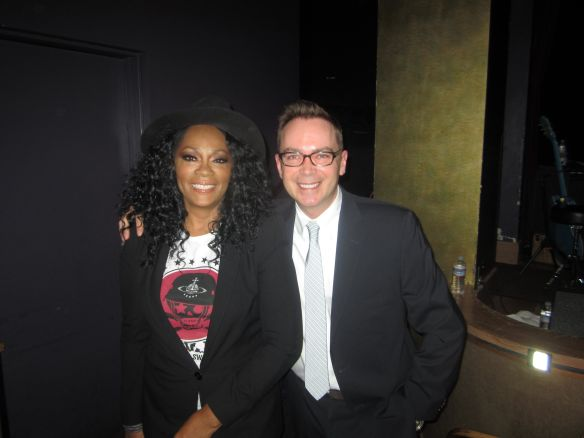© 2014 Jody Watley and Patrick Butman who flew in from New York.
