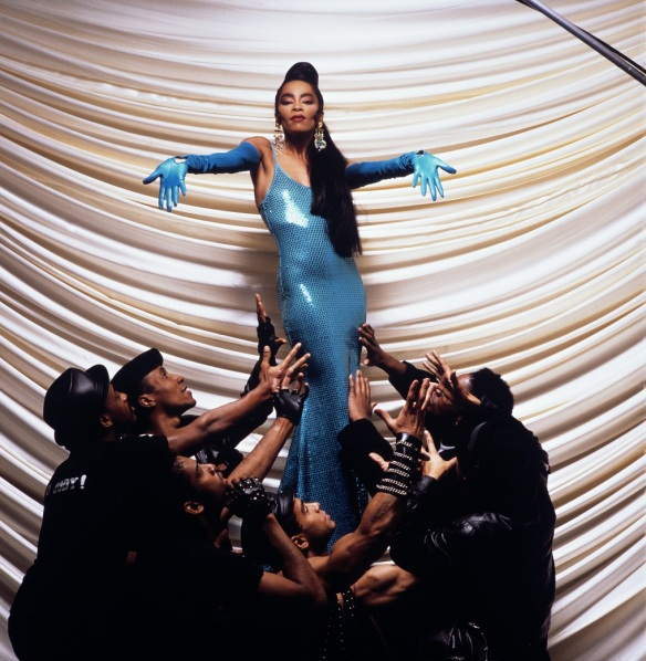 Jody Watley in Essence Magazine 1989