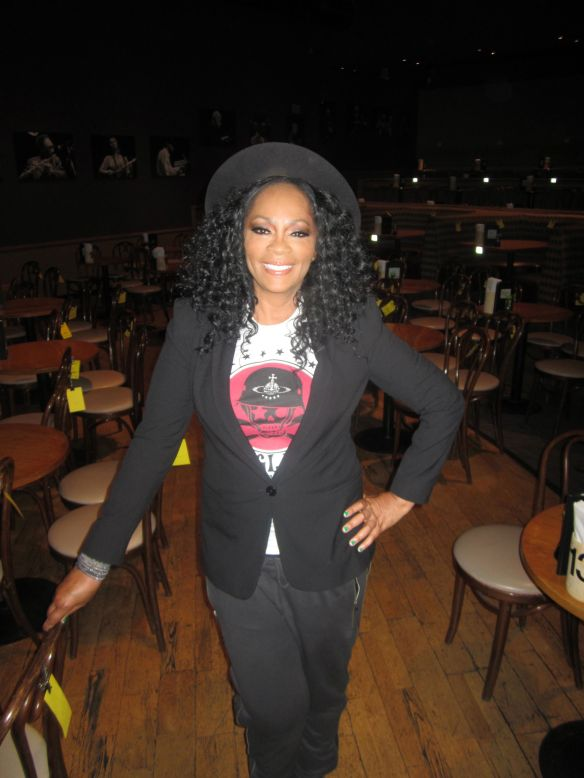 © 2014 Jody Watley, the calm before the love storm VIP Pre Show Meet and Greet at Yoshi's