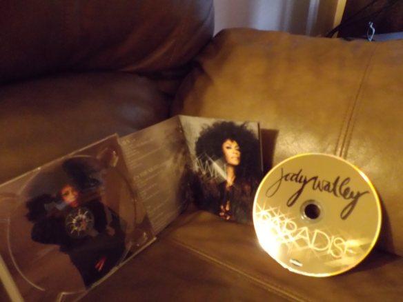 "Cecil Brandon Brooks, FL "" Jody Watley / New CD PARADISE is rocking Hot!!!!!!"""