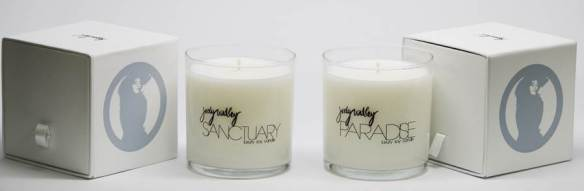 Jody Watley Luxury Soy Candle Collection