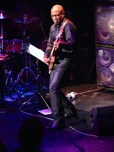 Photo by Michiko Matasura courtesy of Donnell Spencer Jr. - Tokyo Billboard Live © 2015 Donnell Spencer Jr.