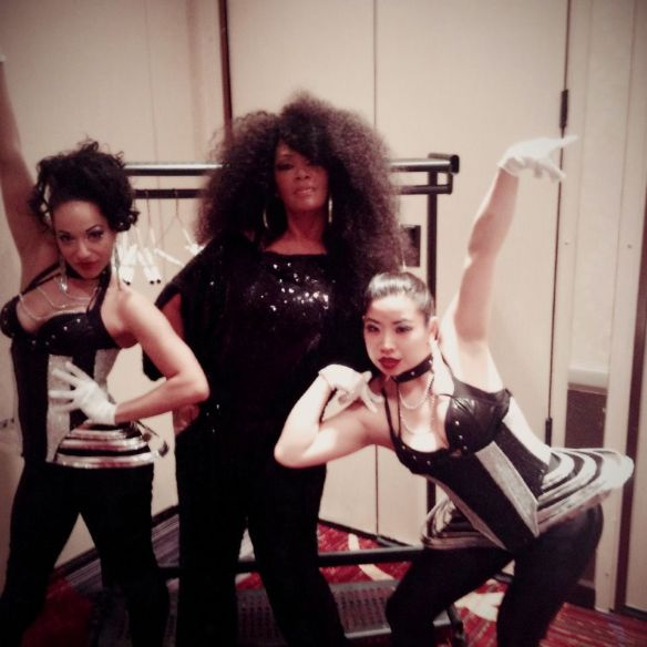 Princess Lockeroo, Jody Watley, Karen Ng