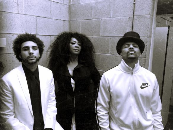 Nate Allen Smith.Jody Watley. Rosero McCoy. The newly reloaded SHALAMAR.