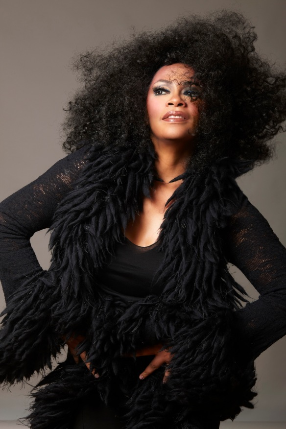 Jody Watley. Photography: Albert Sanchez
