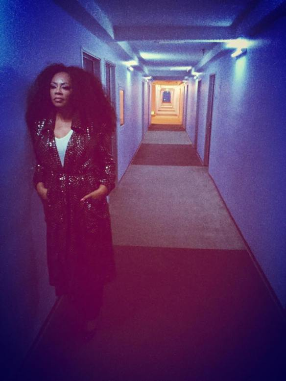 Jody Watley. The Standard Hotel. Photo: (c) 2015 Avid Music Inc.