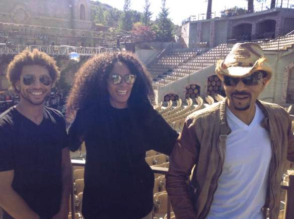 Nate Allen Smith, Jody Watley, Rosero McCoy. Shalamar ® Reloaded, Summer 2015