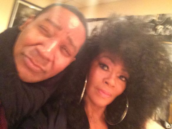 Tyrone Proctor, Jody Watley, BB Kings NYC 2015
