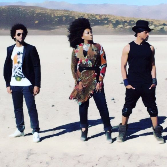 Slayage. Shalamar® Reloaded with Nate Allen Smith. Jody Watley and Rosero 'Tophatro' McCoy.