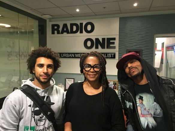 Jody Watley and Shalamar® Radio One, Washington D.C.