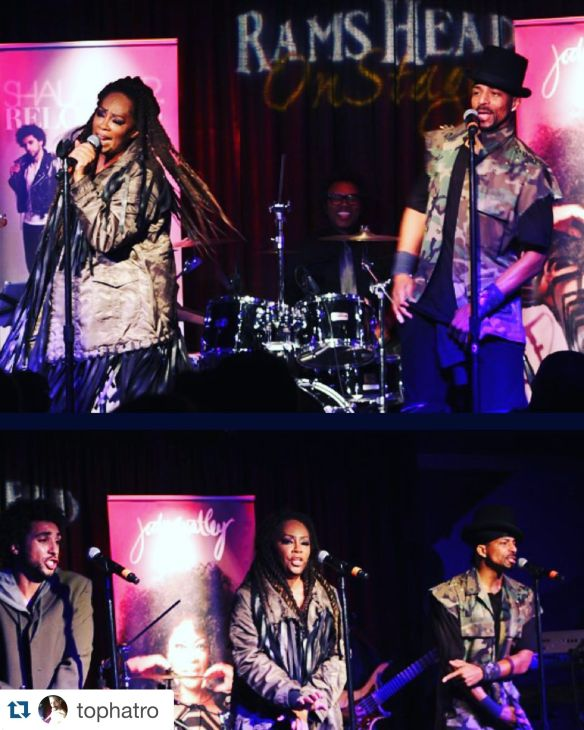 Live at Ramshead Onstage. Jody Watley and Shalamar® 2015
