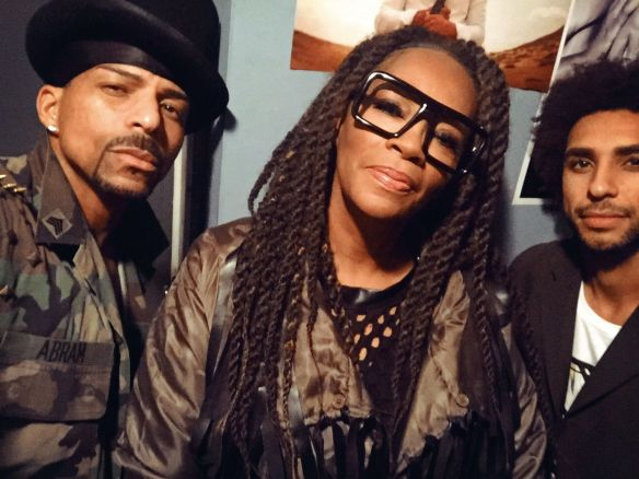We are bringing music, dance and style to the stage. Rosero McCoy, Jody Watley and Nate Allen Smith. Shalamar® Reloaded