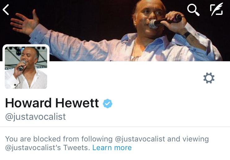 howard hewett i m for real mp3 download