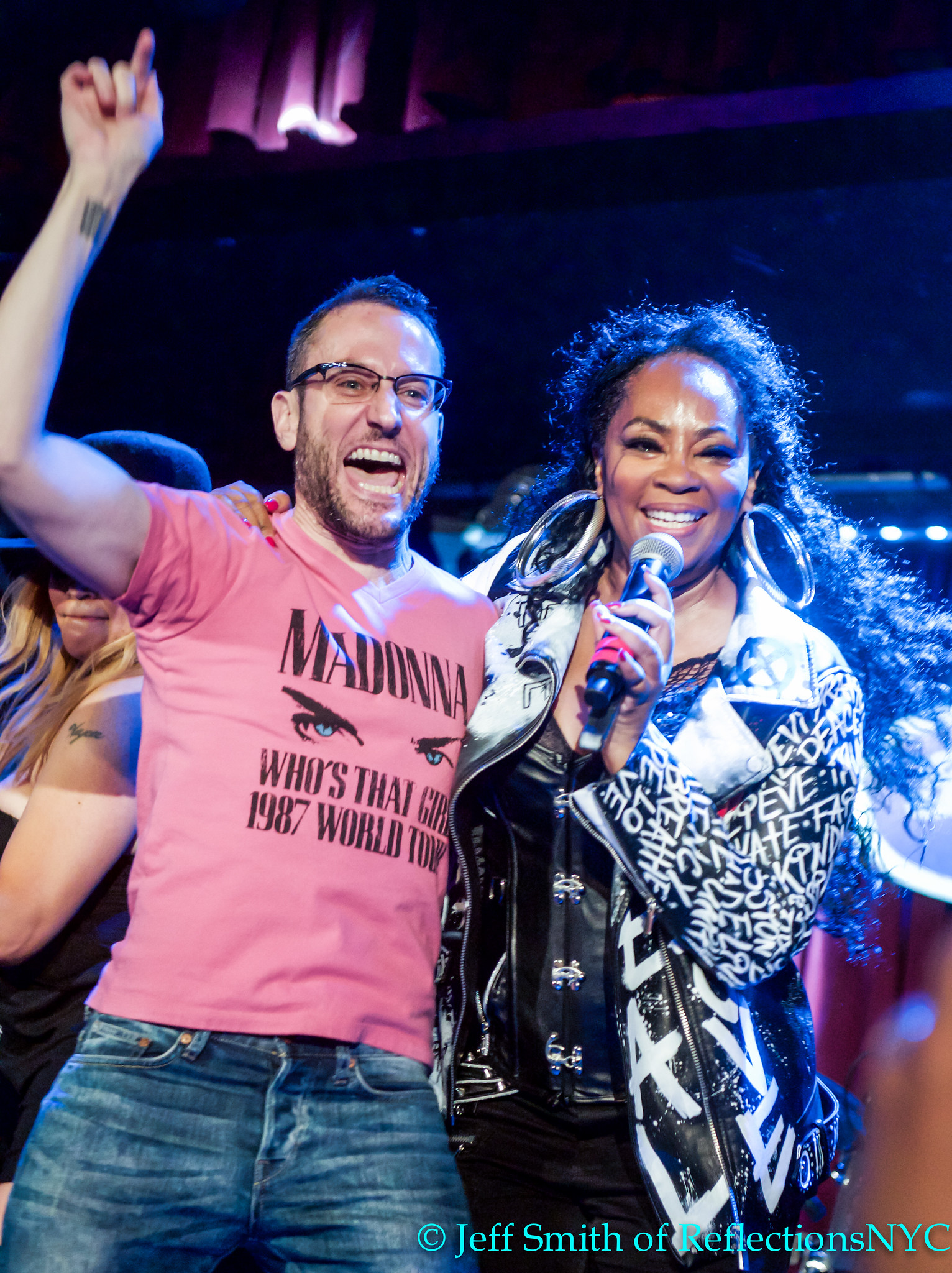 Jody Watley BB Kings 2017 Audience Party