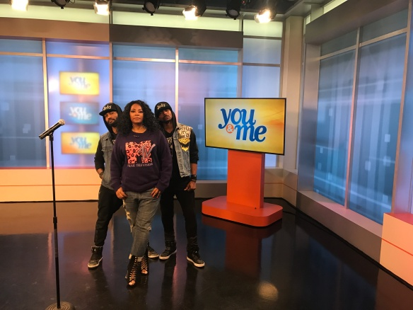 Jody Watley Havic Rosero WCIU You and Me 2017