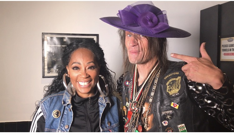 Jody Watley Jesse Camp BBKings 2017