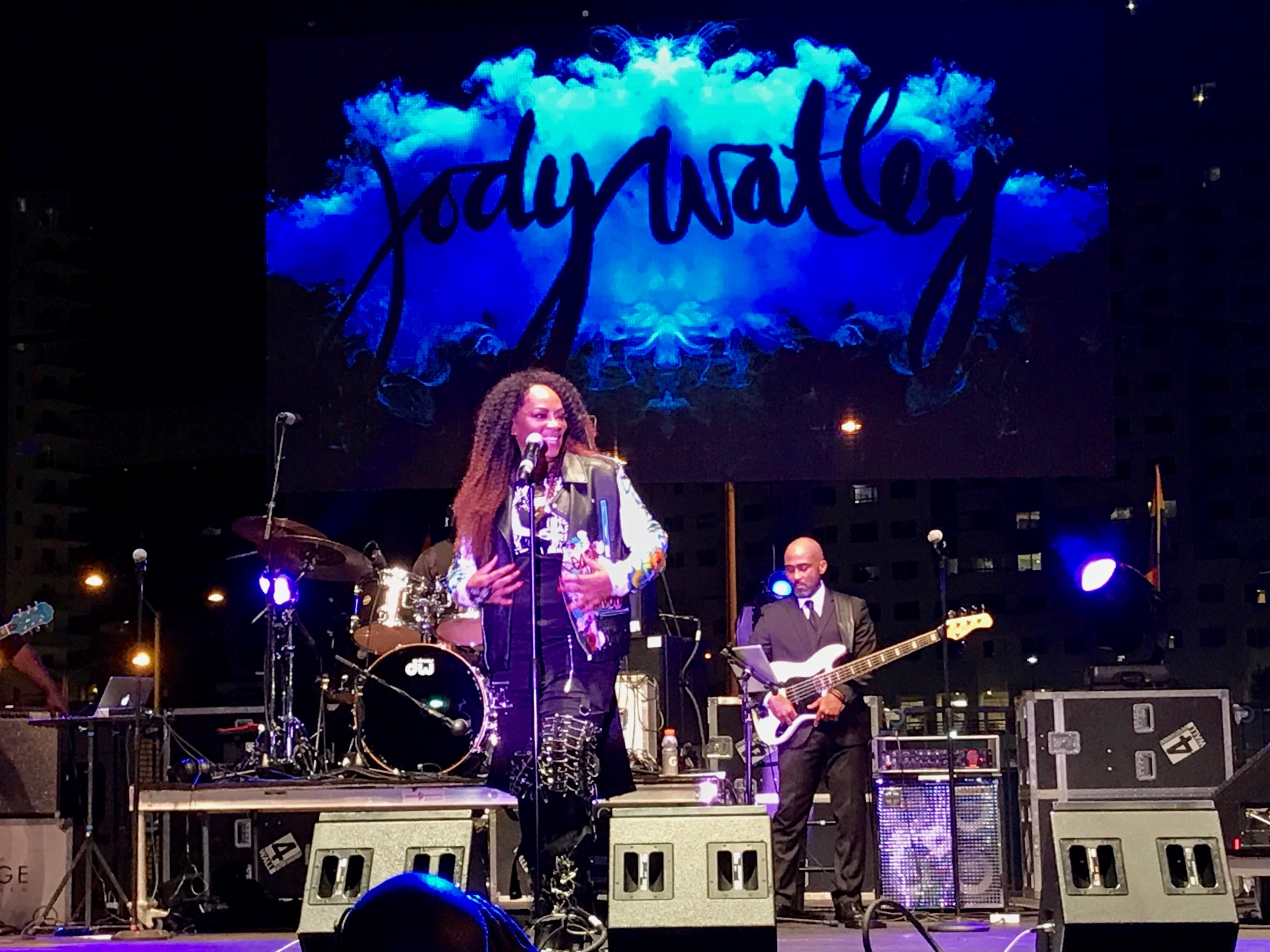 Jody Watley Long Beach Pride Live 2017 Stage