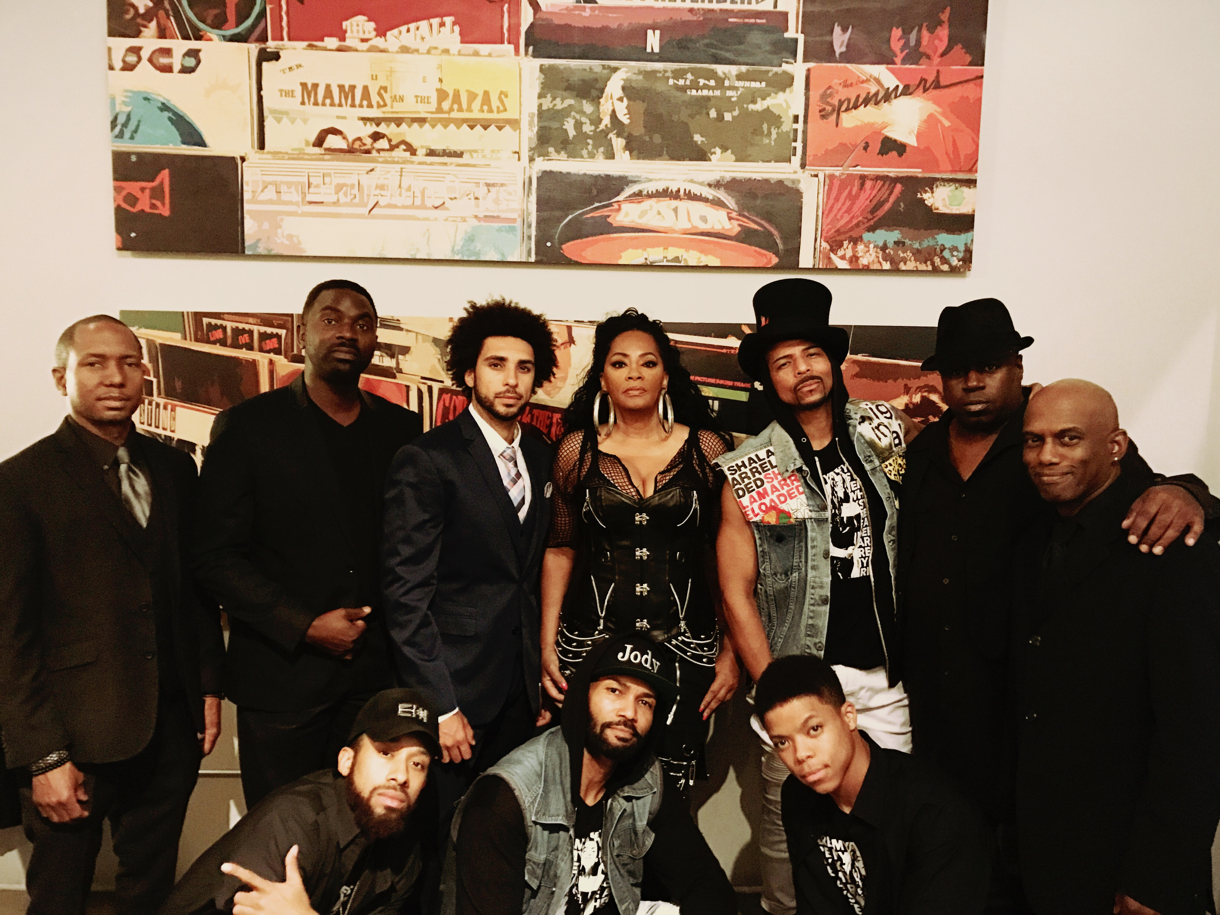 Jody Watley SRL Band Chicago The Promontory 2017