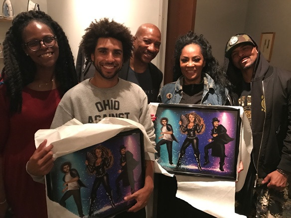 Jody Watley SRL Otis Richardson art chicago