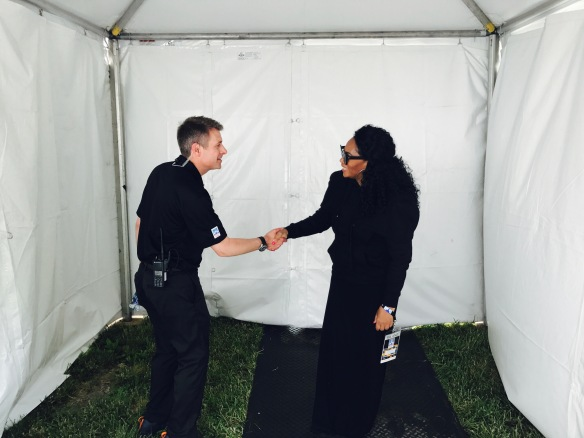 Meet and Greet Jody Watley Detroit Grand Prix 1