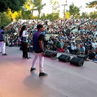 Jody Watley and SRL. Maximum Impact at Alameda County Fair