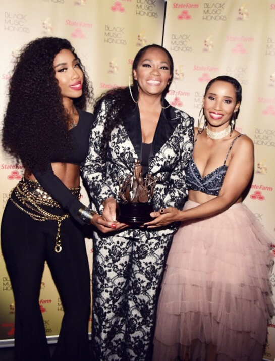 Jody Watley Black Music Honors Crossover Icon with Sevyn and Vivian Green