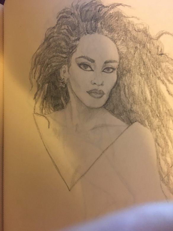 Jody Watley by Tim Davis