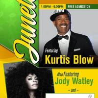 Jody Watley Comes to Oakland for Juneteenth
