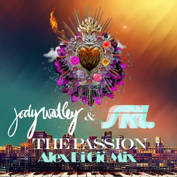 Jody Watley & SRL The Passion Alex Di Cio Mix Art 2