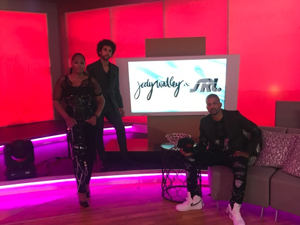 Jody Watley and SRL Good with Logo Good Day LA Fox 11 2018