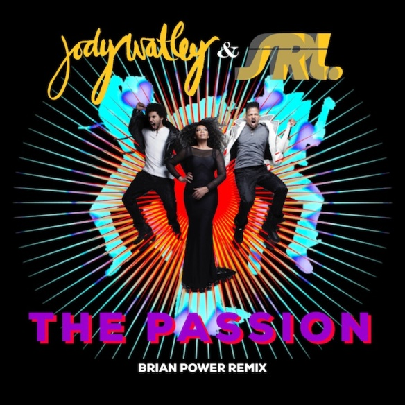 Jody Watley and SRL The Passion Brian Power Remix Cover Art copy